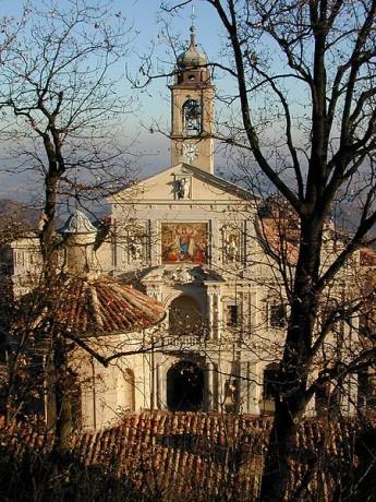 Sacro Monte di Crea 345x460 Los Sacri Monti del norte de Italia