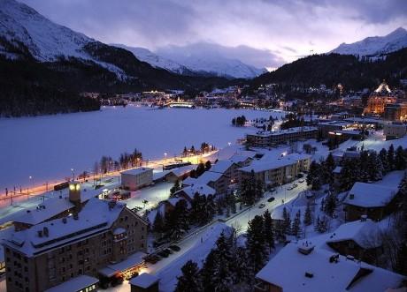 Saint Moritz 460x331 Turismo sostenible en Suiza