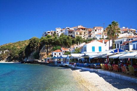 Samos 460x306 Samos, la isla donde se mezclan las esencias del pasado