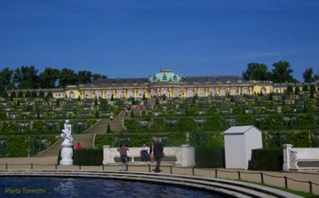 Sans Souci Potsdam 460x286 Sin preocupaciones en Sanssouci