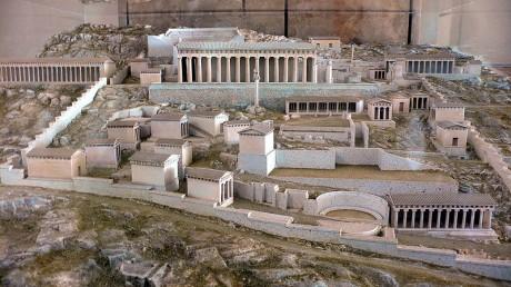 Santuario de Delfos 460x258 El mítico Santuario de Delfos