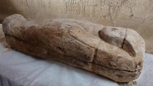 Sarcófago proyecto Djehuty El proyecto Djehuty realiza importantes descubrimientos en Tebas