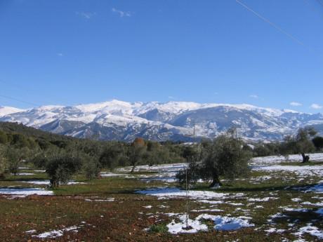 Sierra Nevada 460x345 Vacaciones en la montaña