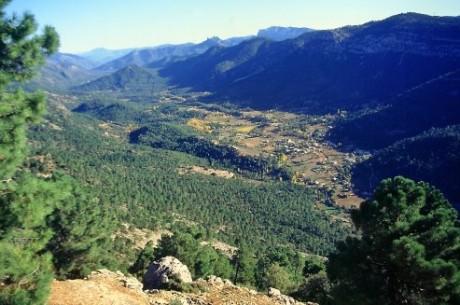 Sierra de Cazorla 460x305 Por los cerros de Úbeda