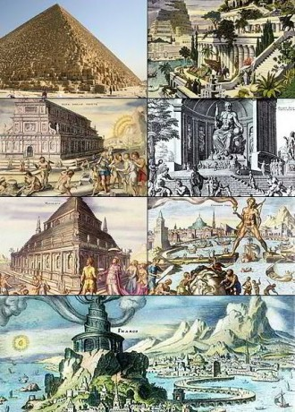 Siete Maravillas del Mundo 330x460 Las siete maravillas del mundo antiguo