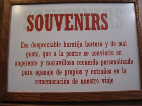 Souvenirs 460x345 Regalar un souvenir de tu viaje