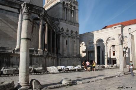 Split Palacio Diocleciano 460x306 Palacio de Diocleciano en Split