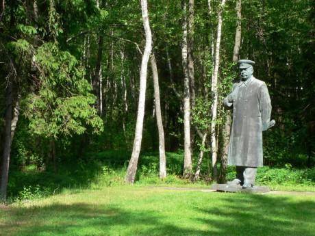 Stalins World 460x345 El parque de Stalin en Lituania