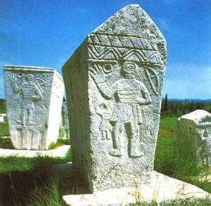 Stecci Stećci, las misteriosas tumbas balcánicas
