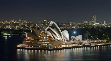 Sydney Opera House 460x254 La costa este de Australia