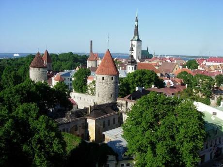Tallin 460x345 Tallin, histórica y preciosa ciudad de Estonia