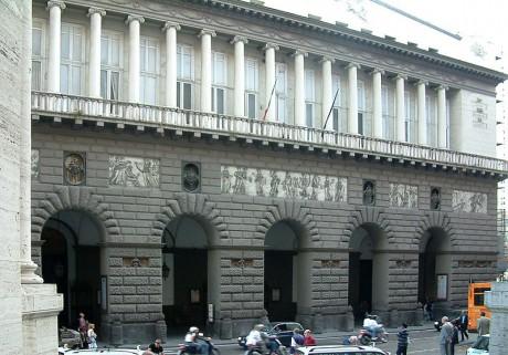 Teatro San Carlos 1 460x321 El Teatro de San Carlos, en Nápoles