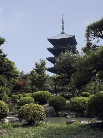 Templo Japón 344x460 Fin de año en Japón