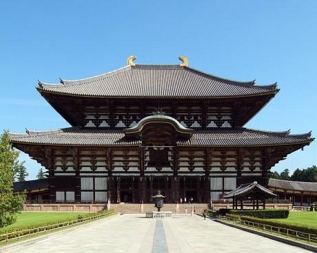 Templo de Tôdai Nara 460x368 Los monumentos de Nara, la antigua capital japonesa