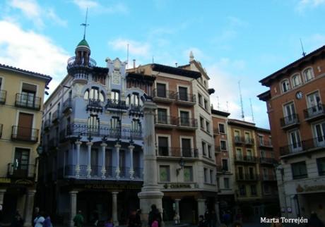 Teruel plaza del Torico 460x322 Teruel, la gran desconocida