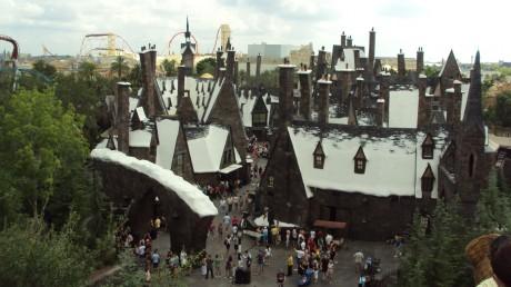 The Wizarding World of Harry Potter 460x258 El parque temático de Harry Potter en Orlando