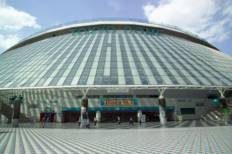 TokyoDome 460x306 Tokyo Dome, un estadio multiusos