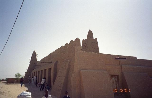 Tombuktu La curiosa Mezquita de Djingareyber