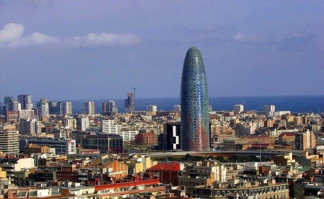 Torre Agbar La Torre Agbar