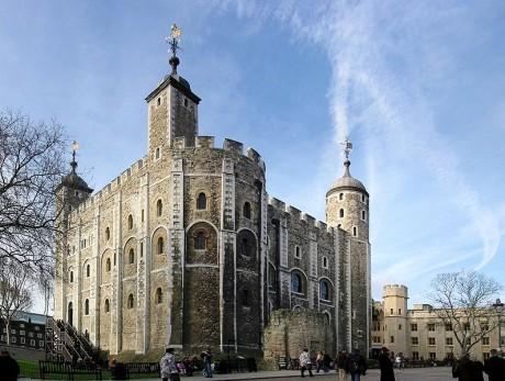 Torre de Londres 460x347 La Torre de Londres, la prisión más lujosa de Inglaterra