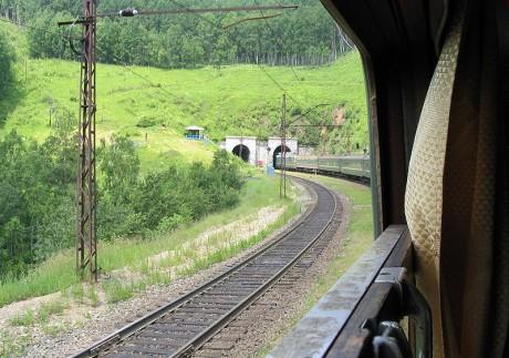 Transiberiano 460x323 De Siberia a la China en el Transiberiano