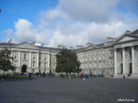Trinity College 460x344 Trinity College, un micromundo universitario en Dublín