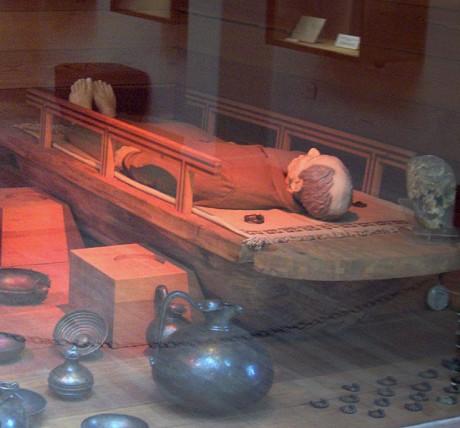 Tumba del rey Midas 460x428 La tumba del rey Midas