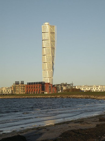 Turning Torso 345x460 Santiago Calatrava, el arquitecto español más internacional