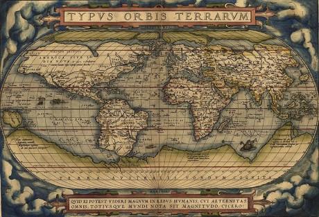 Typvs Orbis Terrarvm 460x313 Los nombres de los continentes