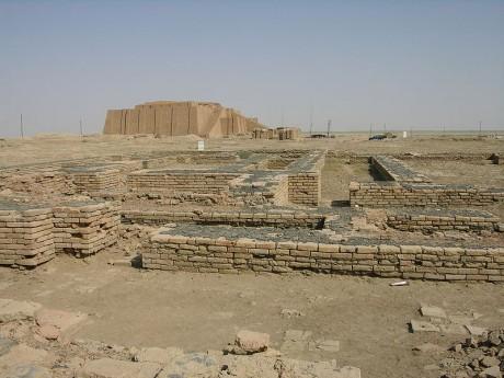 Ur 460x345 La antigua ciudad de Ur