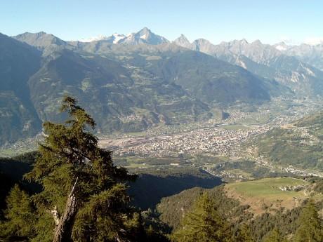 Valle de Aosta 460x345 El Valle de Aosta, la magia de los Alpes italianos