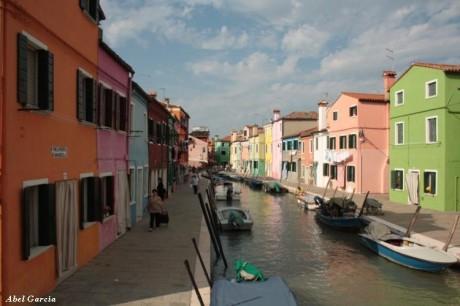 Venècia Burano 460x306 Las islas de Venecia