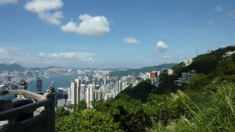 Victoria Peak 460x259 Pico Victoria, la montaña más alta de Hong Kong