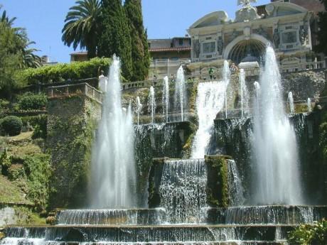 Villa de Este 460x345 La maravillosa Villa de Este