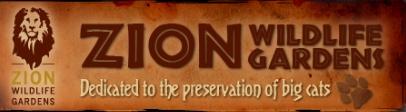 Zion Wildlife Gardens logo El controvertido hombre de los leones