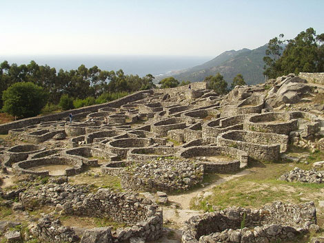 a guarda monte santa tecla wikipedia A Guarda (La Guardia), un lugar con mucha historia