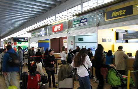 aeropuerto barcelona empresas alquiler coches La Costa del Sol está sin coches de alquiler
