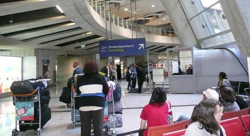 aeropuerto charles de gaulle paris ¿Qué hacer si te paran en la aduana?
