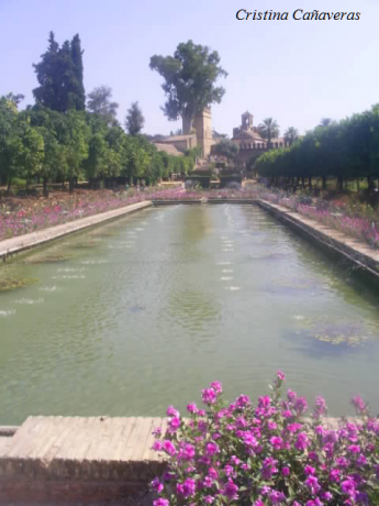 alcazar2 345x460 El histórico Alcázar de los Reyes Cristianos