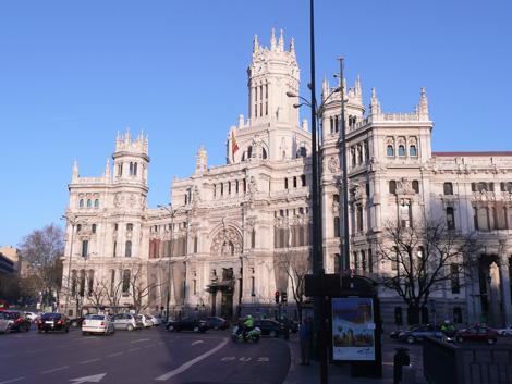 alquiler coches madrid Madrid, mucho más que la capital de España