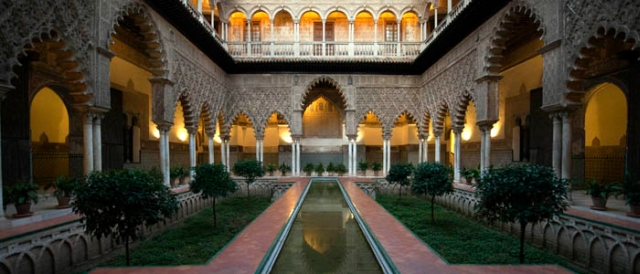 alzazar de sevilla El Real Alcázar de Sevilla