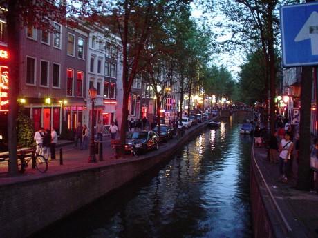 amsterdam 460x345 El barrio Rojo en Ámsterdam
