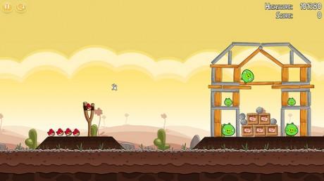 angry 460x258 El parque de atracciones de Angry Birds