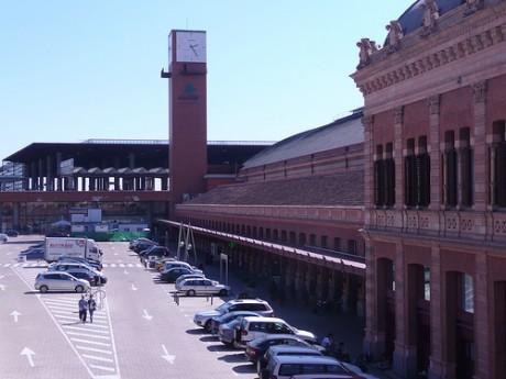 atocha 460x345 Primer balance positivo del AVE Madrid  Valencia