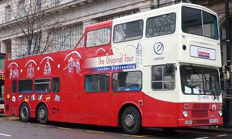 autobus londres london bus Cuidado con las fotografias que sacas en Londres