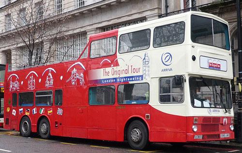 autobus londres Viajes para singles