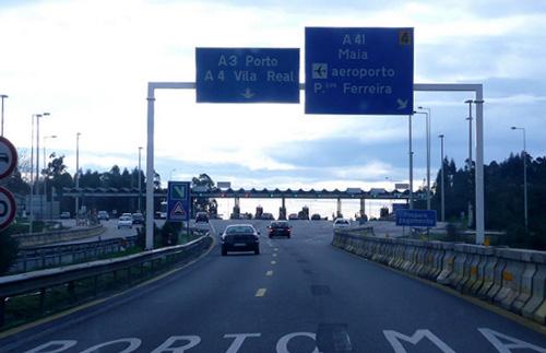 autopistas oporto portugal Ojo con las autovias portuguesas