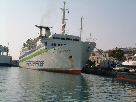 barco 460x345 La fantástica sensación de viajar en barco