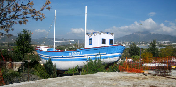 barco chanquete verano azul Os acordais del barco de Chanquete ...