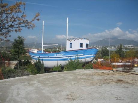 barco1 460x345 Verano Azul en Nerja
